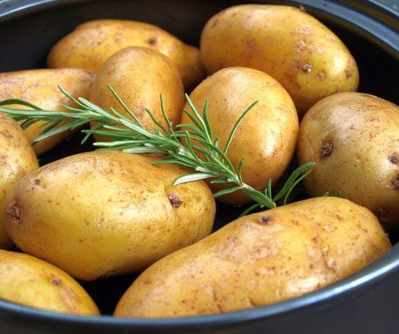 5 kg verpakte aardappelen