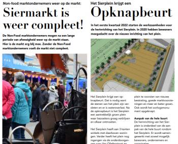 De nieuwe Sierkrant is uit!